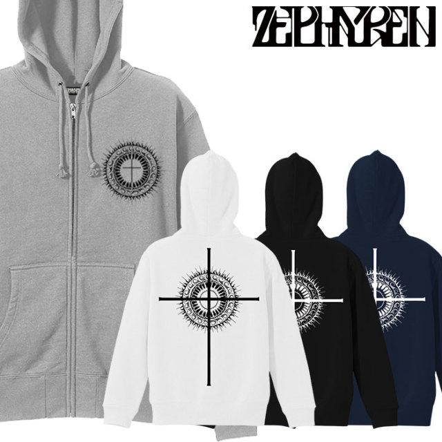 ZEPHYREN(ゼファレン)  ZIP PARKA -INTAGRAL-  【2018AUTUMN/WINTER先行予約】 【キャンセル不可】【Z18AN14】
