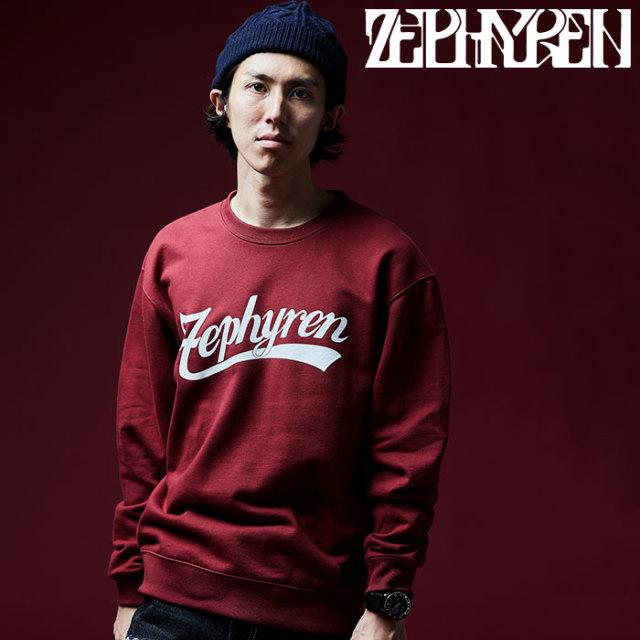 ZEPHYREN(ゼファレン)  SWEAT -BEYOND-  【2018AUTUMN/WINTER先行予約】 【キャンセル不可】【Z18AO01】