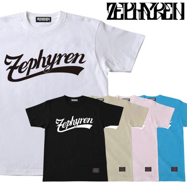 ZEPHYREN(ゼファレン) S/S TEE -BEYOND-  【2018AUTUMN/WINTER先行予約】 【キャンセル不可】【Z18UL06】