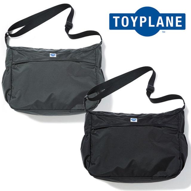 TOYPLANE(トイプレーン) MESSENGER BAG (LARGE) 【2019SPRING新作】 【メッセンジャーバッグ】【TP19-HAC13】