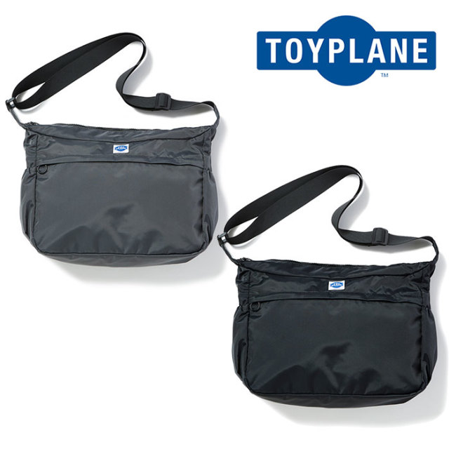 【SALE30%OFF】 TOYPLANE(トイプレーン) MESSENGER BAG (SMALL) 【メッセンジャーバッグ】【セール】【2019SPRING新作】【TP19-HA