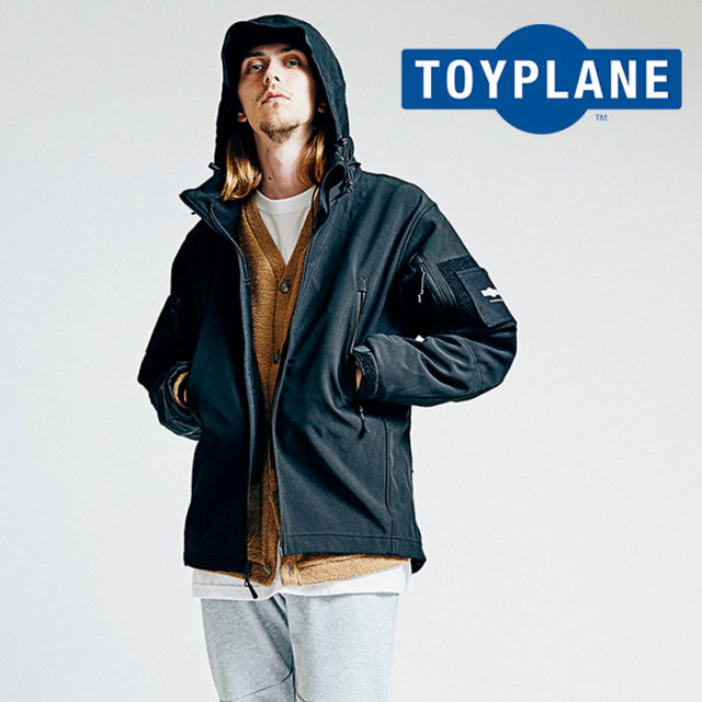 TOYPLANE(トイプレーン) TACTICAL JACKET 【2018AUTUMN/WINTER新作】 【アウター】【TP18-FJK05】