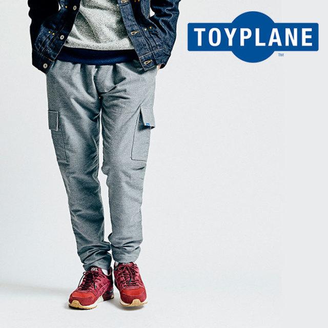 TOYPLANE(トイプレーン) EASY CARGO PANTS 【2018AUTUMN/WINTER先行予約】 【キャンセル不可】【TP18-FPT01】