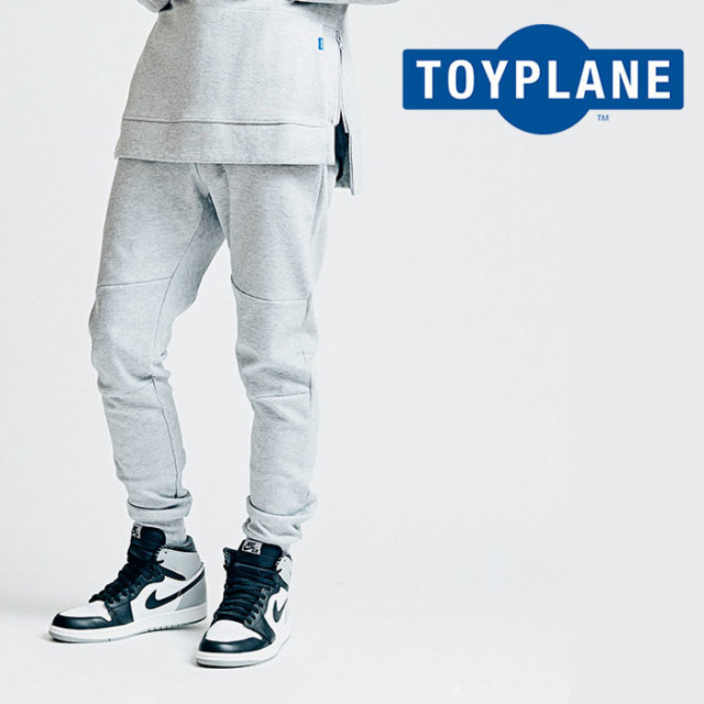 【SALE40%OFF】 TOYPLANE(トイプレーン) LEAGUE JOGGER PANTS 【2018AUTUMN/WINTER新作】 【スウェットパンツ】【TP18-FPT02】