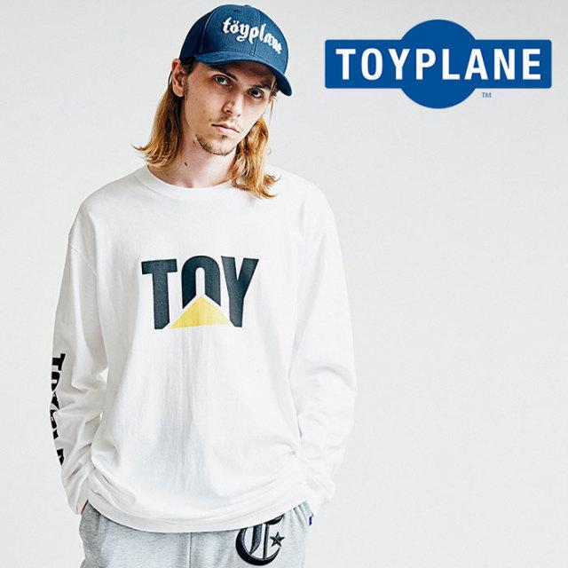 TOYPLANE(トイプレーン) L/S HVY.EQUIP TEE 【2018AUTUMN/WINTER先行予約】 【キャンセル不可】【TP18-FTE03】