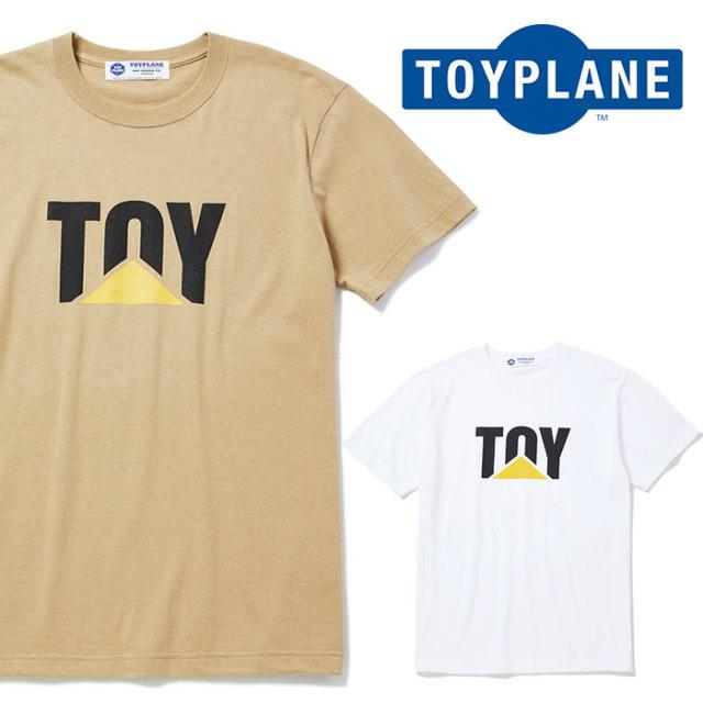 TOYPLANE(トイプレーン) S/S HVY. EQUIP TEE 【2018AUTUMN/WINTER先行予約】 【キャンセル不可】【TP18-FTE08】