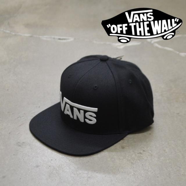VANS(バンズ)(ヴァンズ) DROP V II SNAPBACK 【6パネルキャップ】【VN0A36ORY281】