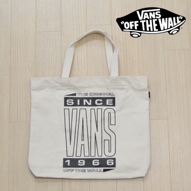 VANS(バンズ)(ヴァンズ) VANS TOTE BAG 【VANS アパレル】【BAG,バッグ】【トートバッグ】 【VN0A36VPV5Z】