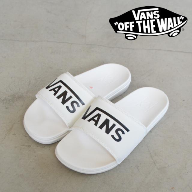 VANS(バンズ)(ヴァンズ) LA COSTA SLIDE-ON 【サンダル シャワーサンダル】【VANS バンズ スニーカー】【定番 おしゃれ シンプル】