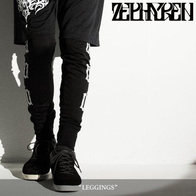 ZEPHYREN(ゼファレン) LEGGINGS 【2018SUMMER先行予約】 【キャンセル不可】 【Z18PQ05】