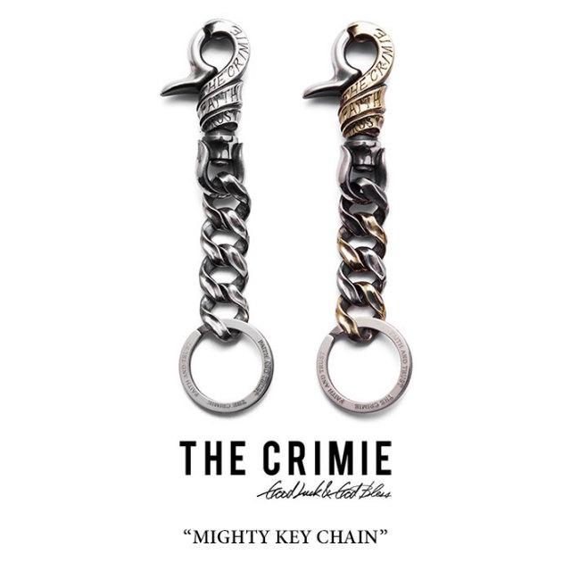 CRIMIE(クライミー) MIGHTY KEY CHAIN 【2018 SUMMER先行予約】 【送料無料】【キャンセル不可】 【C1H3-CXAG-MK01】