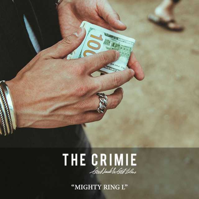 CRIMIE(クライミー) MIGHTY RING 【2018 SUMMER先行予約】 【送料無料】【キャンセル不可】 【CRIMIE リング】【C1H3-CXAG-MR02M