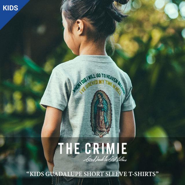 CRIMIE(クライミー) KIDS GUADALUPE SHORT SLEEVE T-SHIRTS 【2018 SUMMER先行予約】 【キャンセル不可】 【C1H3-TEK4】