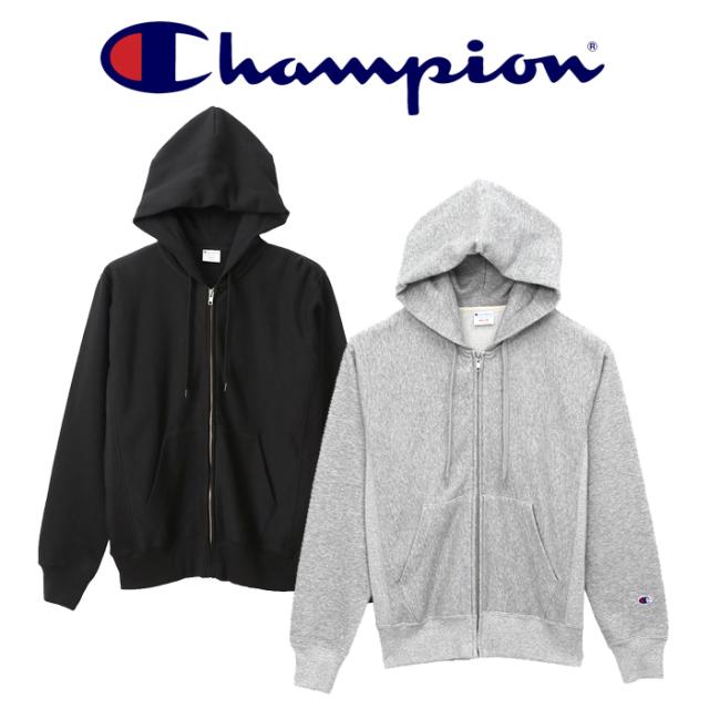 CHAMPION(チャンピオン) ZIP SWEAT PARKA (REVERSE WEAVE) ジップスウェットパーカー 【リバースウィーブ 10オンス】【春夏新作】