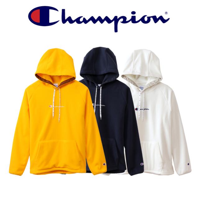 CHAMPION(チャンピオン) PULLOVER HOODED(プルオーバーフードフリースジャケット) 【送料無料】【2019FW】 【フリースプルオーバ
