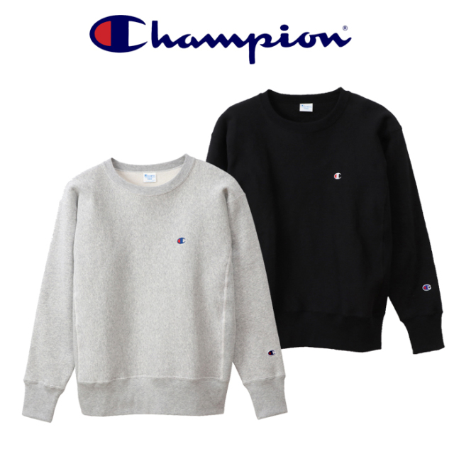 CHAMPION(チャンピオン) REVERSEWEAVE CREWNECK SWEAT 【送料無料】【2019FW】 【リバースウィーブ】【クルーネックスウェットシ