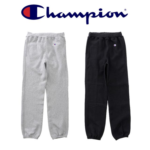 CHAMPION(チャンピオン) RW SWEAT PANTS(リバースウィーブ(赤タグ)スウェットパンツ 12.5oz) 【2019FW】【スウェットパンツ】 【M