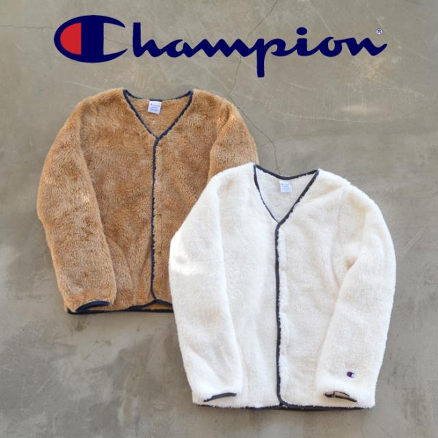 CHAMPION(チャンピオン) SNAP JACKET ウィメンズ スナップフリースジャケット  【CW-N605】【2020AW】 【フリースジャケット】【W