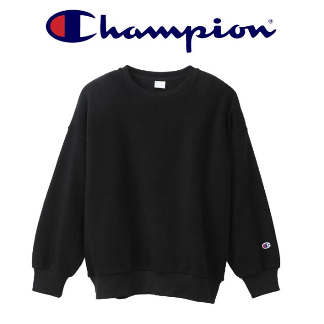 CHAMPION(チャンピオン) CREW NECK SHIRT(クルーネックスウェットシャツ ) 【送料無料】【2019FW】 【クルーネックスウェット】【