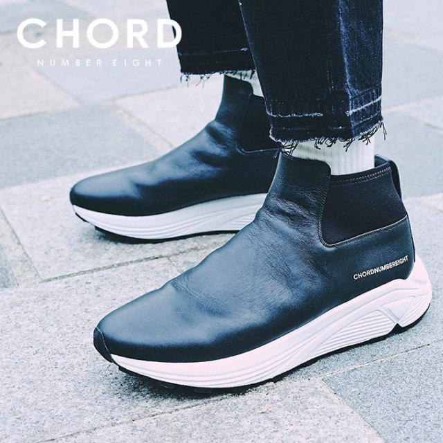 CHORD NUMBER EIGHT(コードナンバーエイト) MATTHEW BOOTS 【2019SPRING/SUMMER先行予約】 【キャンセル不可】 【CHORD ブーツ】