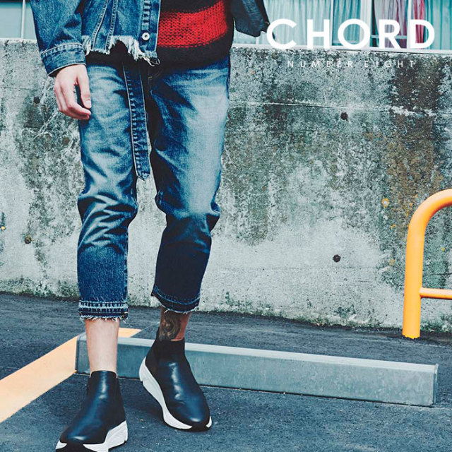 CHORD NUMBER EIGHT(コードナンバーエイト) BALLOON WIDE  DENIM PANTS 【2019SPRING/SUMMER先行予約】 【キャンセル不可】【N8M1