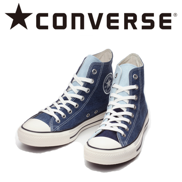 CONVERSE (コンバース)  ALL STAR MULTIDENIM HI 【スニーカー コンバース】【キャンバス オールスター マルチデニム ハイカット