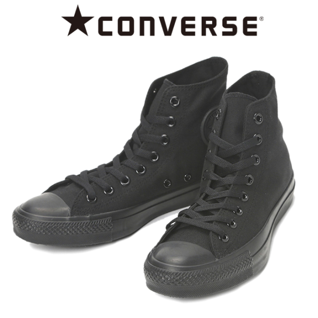 CONVERSE (コンバース)  CANVAS ALL STAR HI 【CHUCK TAYLOR】【スニーカー】【コンバース】【オールスター】【チャック・テイラー