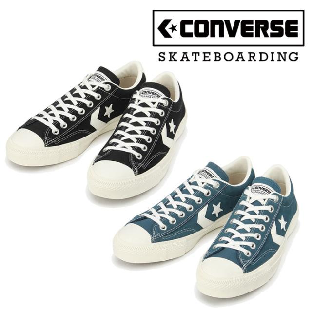 【再入荷!!】CONVERSE SKATEBOADING(コンバース スケートボーディング) BREAKSTAR SK OX + 【スニーカー】【コンバース】【ブレイ