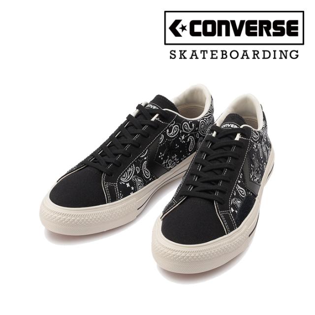 CONVERSE SKATEBOADING (コンバース スケートボーディング)  PRORIDE SK PS OX 【スニーカー コンバース】【ブラック プロライド S