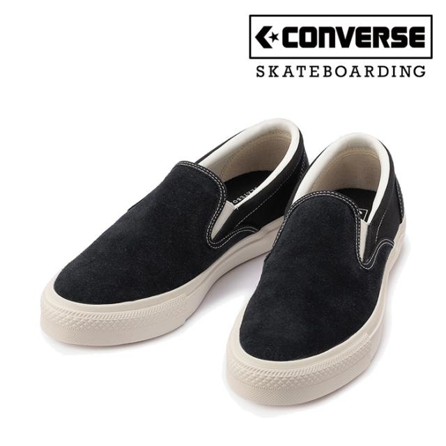 CONVERSE SKATEBOADING (コンバース スケートボーディング)  CS SLIP-ON SK 【スニーカー コンバース】【CS スリップオン SK】【34
