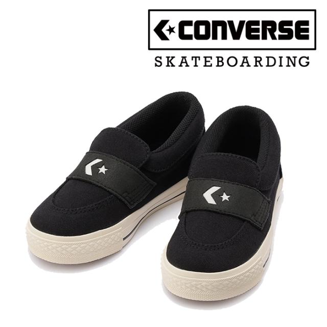 CONVERSE SKATEBOADING (コンバース スケートボーディング)  KID'S LOAFER SK  ローファー スニーカー コンバース キッズ 子供用 3