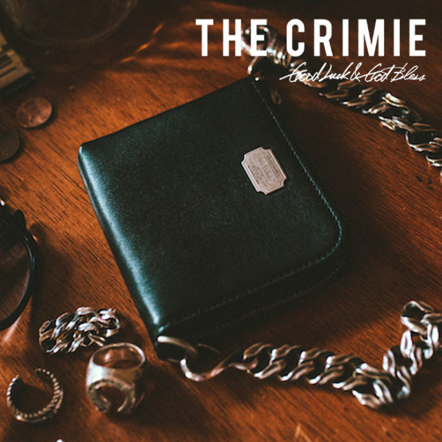 CRIMIE(クライミー) LEATHER MULTI WALLET 【2018 SUMMER新作】 【送料無料】 【C1H3-AC11】