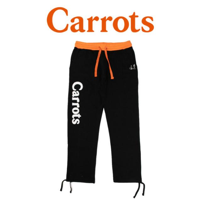 "【SALE40%OFF】 CARROTS(キャロッツ) WORDMARK SWEATPANTS 【セール】【スウェット パンツ】【ロゴ シンプル おしゃれ】【""Carrot"