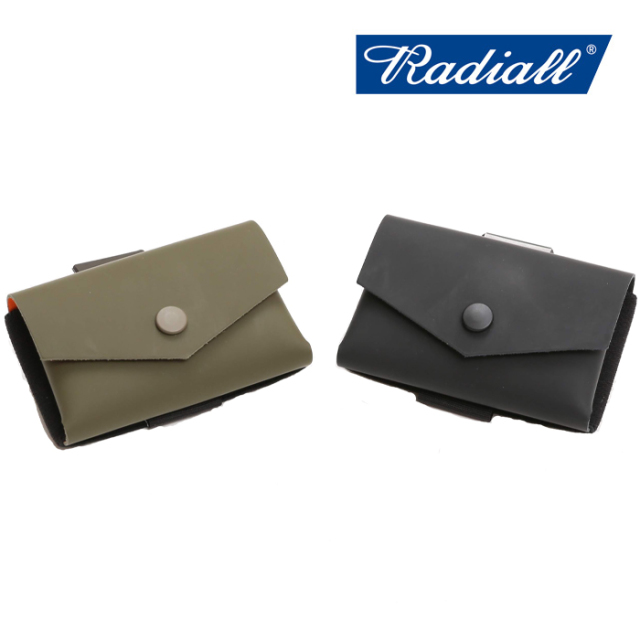 RADIALL(ラディアル) FROSTED - TINY WALLET 【2019 A/W COLLECTION新作】 【RADIALL ウォレット】 【RAD-19AW-ACC004】
