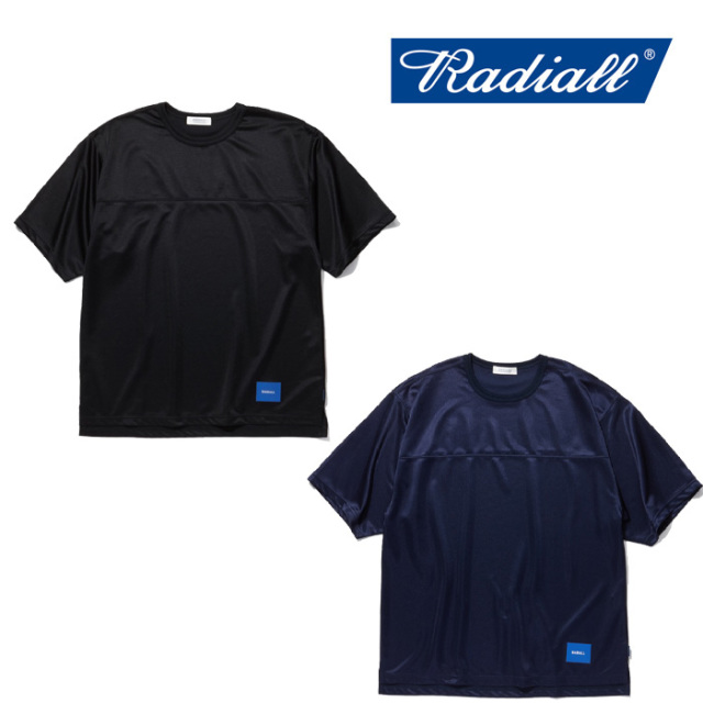 RADIALL(ラディアル) FLAV-CREW NECK T-SHIRTS S/S 【2019 SPRING&SUMMER COLLECTION】 【RAD-19SS-CUT015】【Tシャツ】