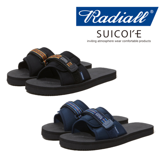【SALE30%OFF】 RADIALL(ラディアル) RED WOOD-PADRI SANDALS 【セール】【2019 SPRING&SUMMER COLLECTION】 【RAD-19SS-JW001】