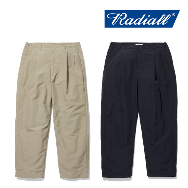 RADIALL(ラディアル) CUTLASS - WIDE FIT TROUSERS 【2019 SPRING&SUMMER COLLECTION】 【RAD-19SS-PT003】【パンツ】
