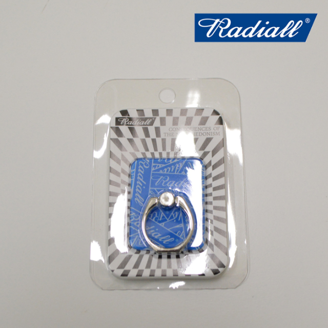 RADIALL(ラディアル) FLAGS-SMARTPHONE RING 【2019 SPRING&SUMMER SPOT COLLECTION】 【RAD-19SS-SPOT-ACC007】【スマホリング】