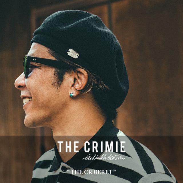 CRIMIE(クライミー) THE CR BERET 【2018 SUMMER新作】 【即発送可能】 【C1H3-CP01】