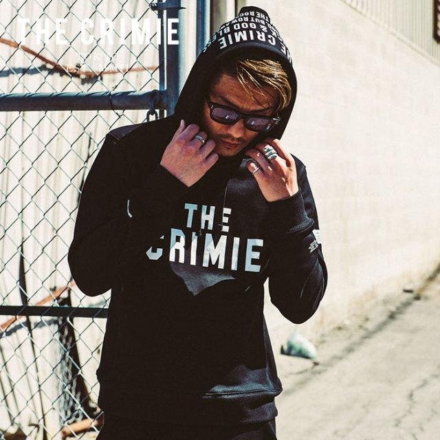 CRIMIE(クライミー) LOGO HOODED PARKA 【2019AUTUMN&WINTER先行予約】 【キャンセル不可】【CR01-01K5-CL62】【パーカー】