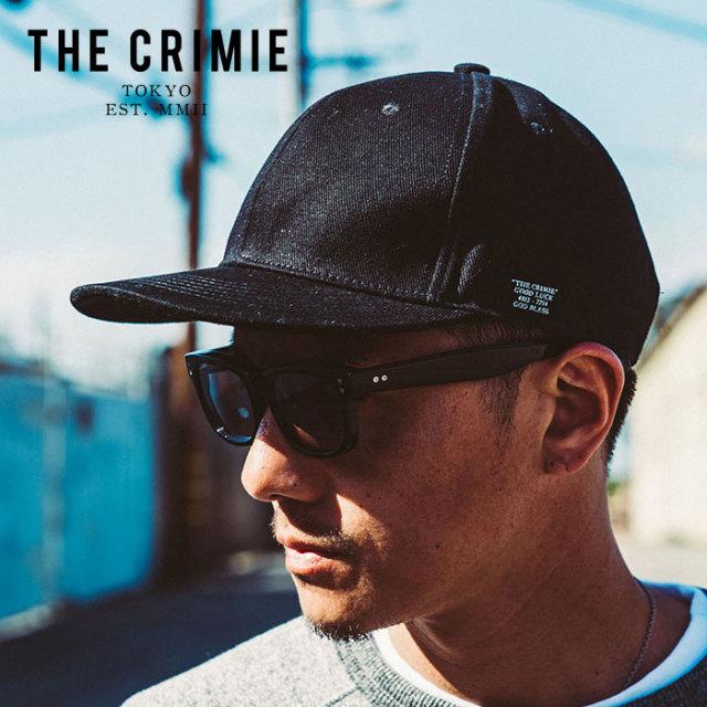 CRIMIE(クライミー) BB CAP 【キャップ ベースボールキャップ BBキャップ 帽子】【ブラック アメカジ ワーク ミリタリー ストリー