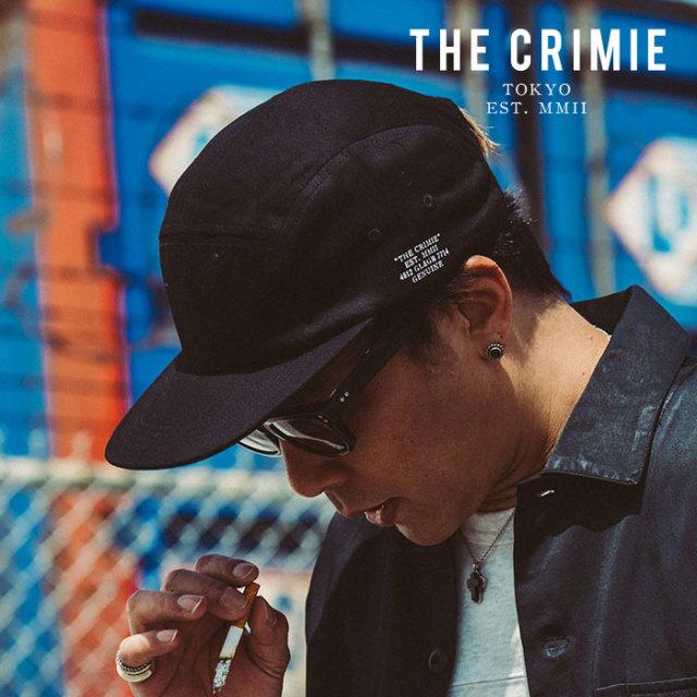 CRIMIE(クライミー) JET CAP 【2019AUTUMN&WINTER先行予約】 【キャンセル不可】【CR01-01K5-HW02】【キャップ】
