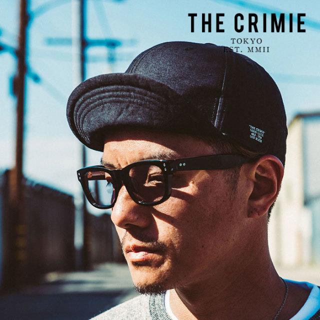 CRIMIE(クライミー) JOE CAP 【2019AUTUMN&WINTER新作】 【CR01-01K5-HW03】【キャップ 帽子】