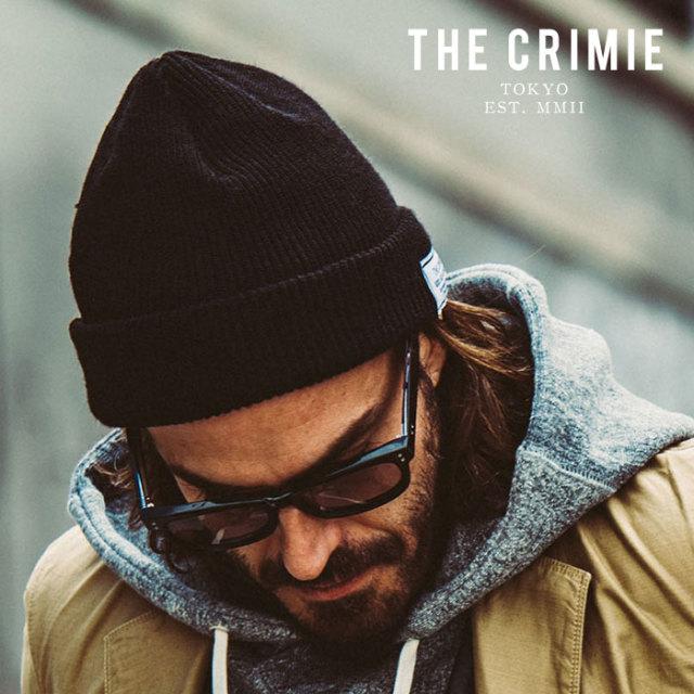 CRIMIE(クライミー) KNIT BIENIE 1 【2019AUTUMN&WINTER先行予約】 【キャンセル不可】【CR01-01K5-HW04】【ビーニー】【ニットキ