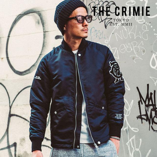 CRIMIE(クライミー) TEAM STUDIUM THINSULATE ZIP JACKET 【2019AUTUMN&WINTER先行予約】 【キャンセル不可】【CR01-01K5-JK03】