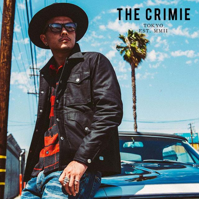 CRIMIE(クライミー) BACK SATAIN THINSULATE COVER ALL JACKET 【2019AUTUMN&WINTER先行予約】 【キャンセル不可】【CR01-01K5-JK