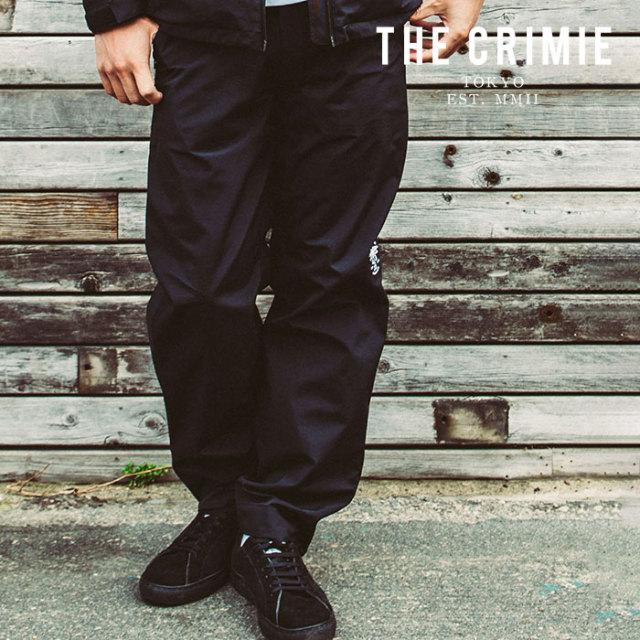 CRIMIE(クライミー) WATER PROOF 3LAYER SHELL PANTS X SERIES TOWN&SNOW 【2019AUTUMN&WINTER先行予約】 【キャンセル不可】【CR