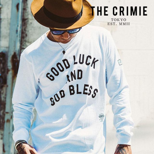 CRIMIE(クライミー) GLGB LONG T SHIRT 【2019AUTUMN&WINTER先行予約】 【キャンセル不可】【CR01-01K5-TL01】【ロングスリーブT