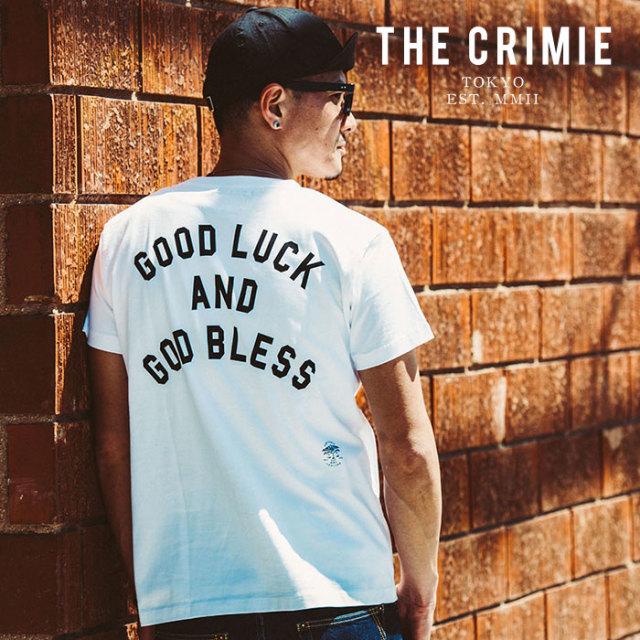 CRIMIE(クライミー) GLGB POCKET T SHIRT 【2019AUTUMN&WINTER先行予約】 【キャンセル不可】【CR01-01K5-TS03】【Tシャツ】