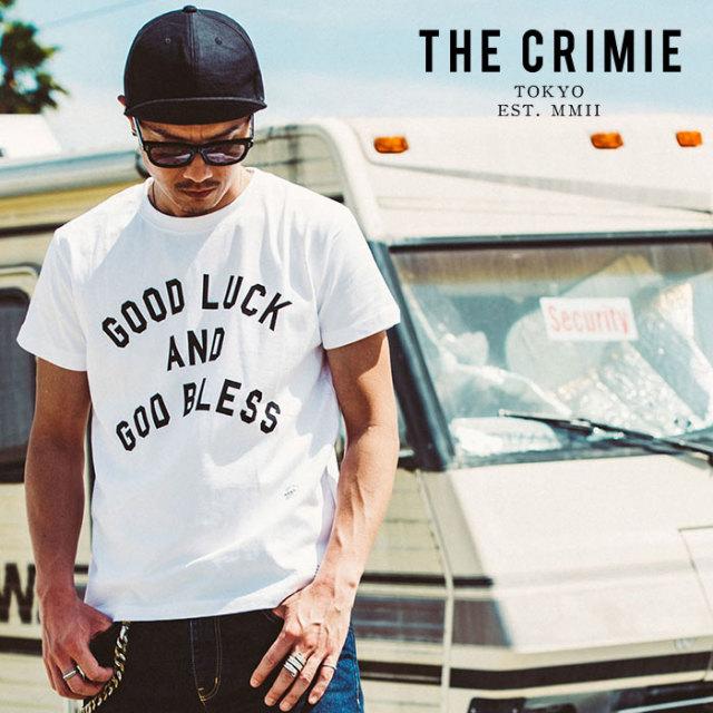 CRIMIE(クライミー) GLGB T SHIRT 【2019AUTUMN&WINTER先行予約】 【キャンセル不可】【CR01-01K5-TS04】【Tシャツ】